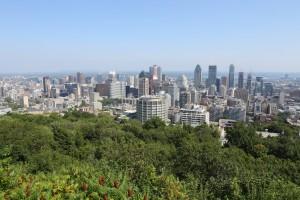 Skyline von Montréal