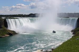 Niagara Falls (Kanadische Seite)