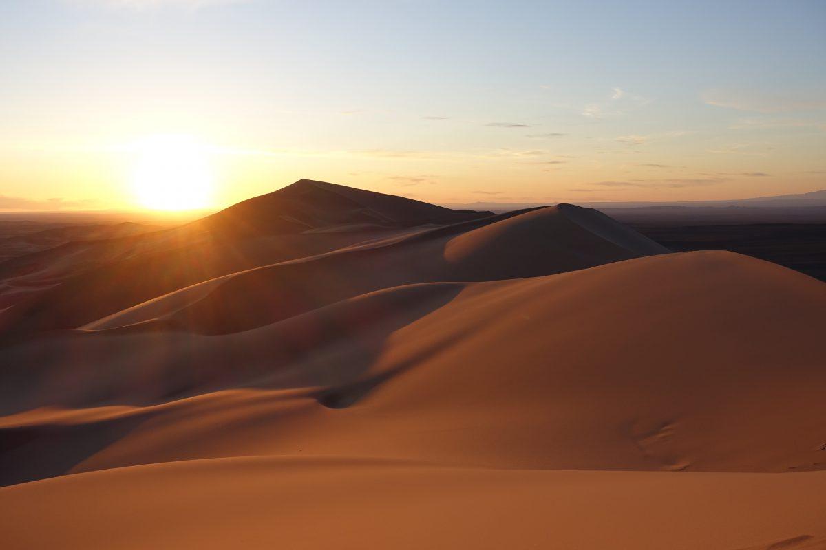 Zentralmongolei und Wüste Gobi