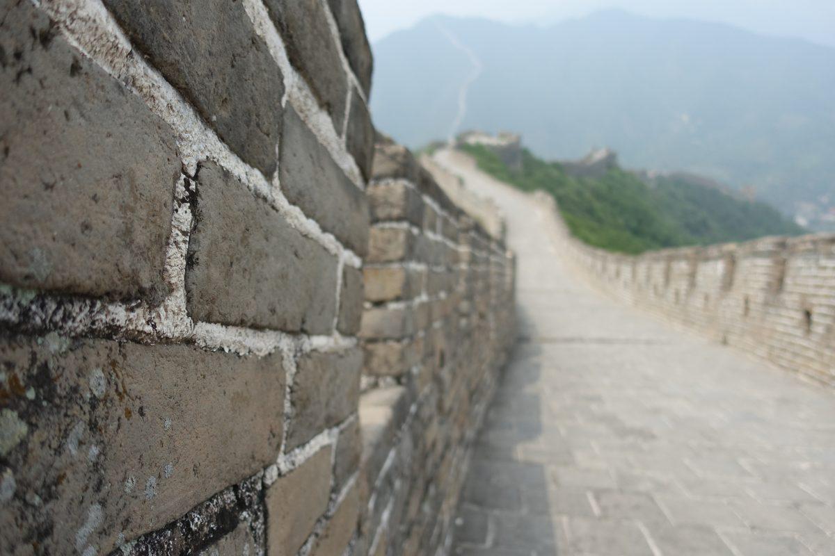 Beijing und die Chinesische Mauer