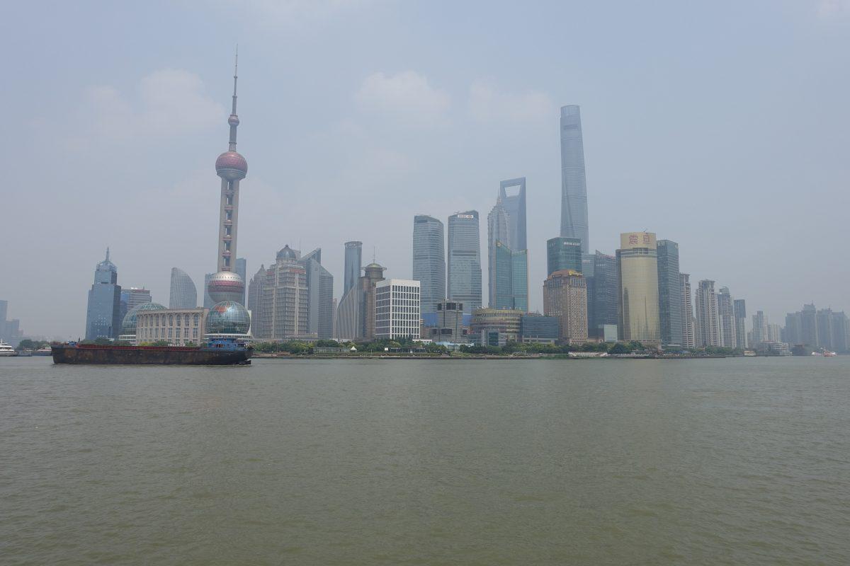 Xi'an, Shanghai und eine Abenteuergeschichte