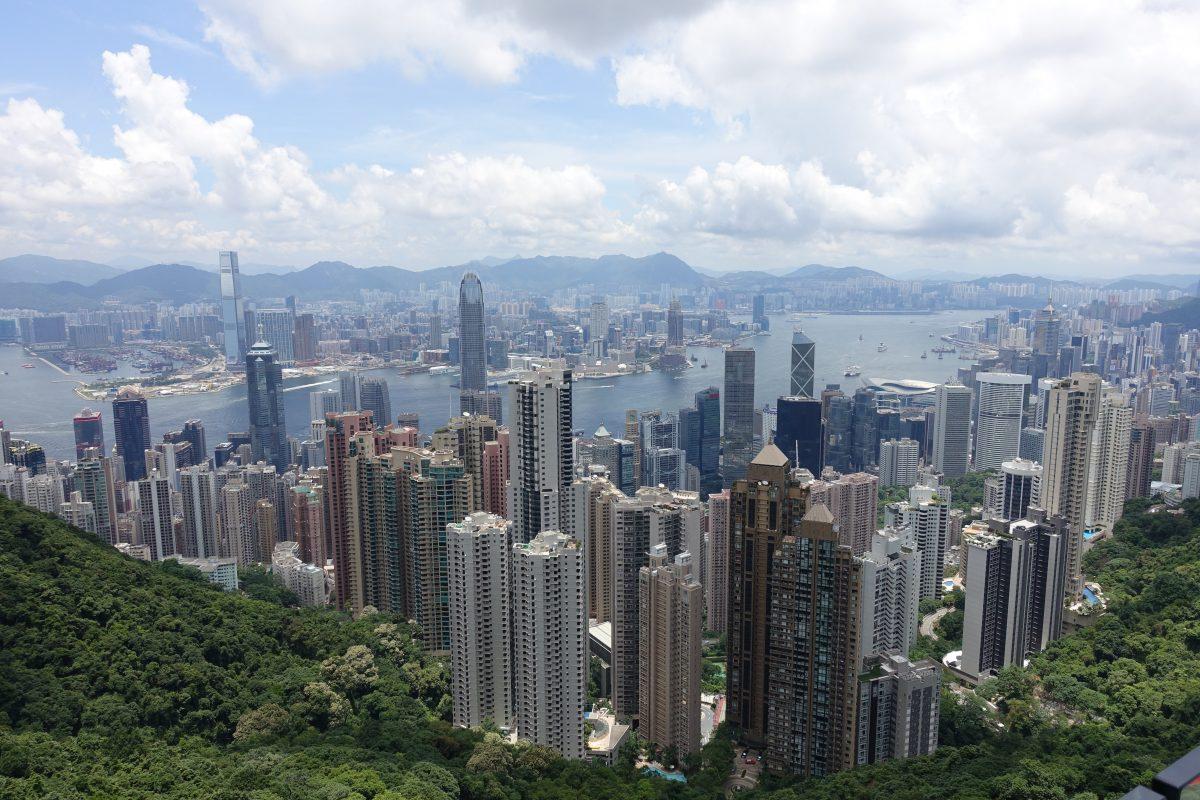 Hong Kong und weitere Reisepläne…