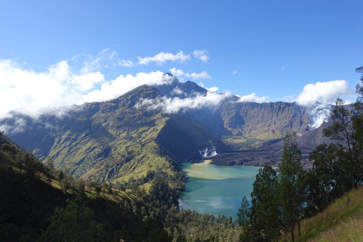 Alleine unterwegs auf Lombok und den Gilis