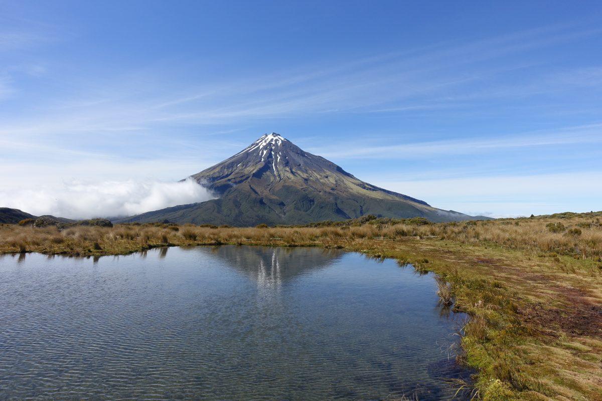 Neuseelands Nordinsel zum Ersten