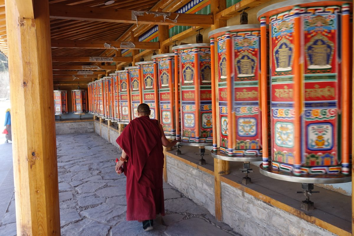 Beijing und ein Abstecher in die tibetische Kultur