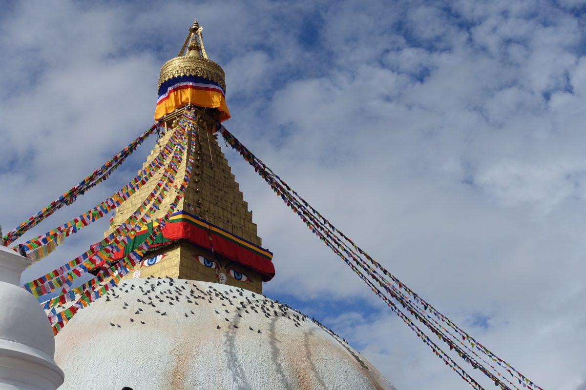 Kulturschock in Kathmandu